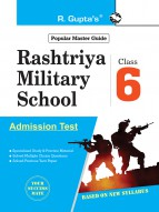 Rashtriya Military School Entrance Exam Guide for (6th) Class VI