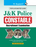 J&K Police (Armed and Executive) : Constable Recruitment Exam Guide