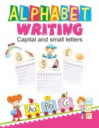 Alphabet Writing : Capital and Small Letters