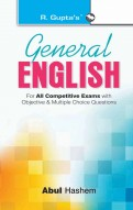 General English: For All Competitive Exams with Objective & MCQ