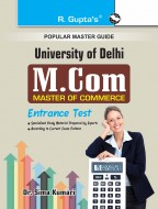 Delhi University (DU) M.Com Entrance Test Guide