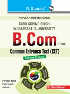 GGSIPU: B.Com (Hons.) Common Entrance Exam Guide