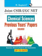 Joint CSIR-UGC NET: Chemical Sciences - Previous Years' Papers (Solved)
