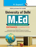 University of Delhi : M.Ed. Entrance Exam Guide