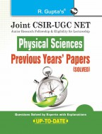 Joint CSIR-UGC NET: Physical Sciences - Previous Years' Papers (Solved)
