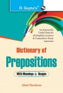 Dictionary of Preposition (with Meanings & Usages)