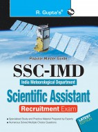 SSC-IMD (India Meteorological Department) Scientific Assistant Exam Guide
