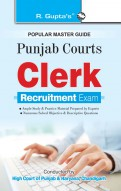 Punjab Courts Clerk Recruitment Exam Guide