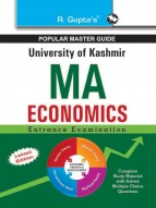 University of Kashmir: MA (Economics) Entrance Exam Guide