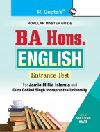 BA Hons. English Entrance Exam Guide for JMI & GGSIPU