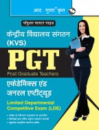 KVS: PGT (LDE) Academics and General Aptitude Exam Guide