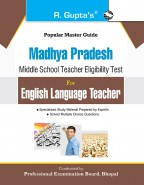 Madhya Pradesh (Middle School) English Language Teacher Exam Guide