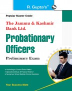 The Jammu & Kashmir Bank Ltd. Probationary Officers (Preliminary) Exam Guide
