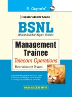 BSNL: Management Trainee (Telecom Operations) Recruitment Exam Guide