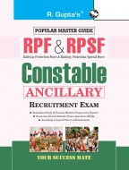 RPF & RPSF: Constable (Ancillary) Recruitment Exam Guide