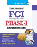 FCI Phase-I (Common Examination for All Posts) Recruitment Exam Guide