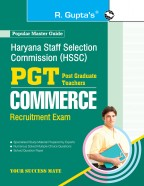 Haryana Staff Selection Commission (HSSC): PGT Commerce Recruitment Exam Guide