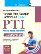 HSSC (PTI) Physical Training Instructors Recruitment Exam Guide