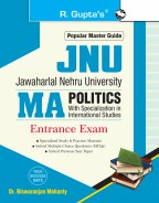 JNU: MA Politics (With Specialization in International Studies) Entrance Exam Guide