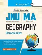 JNU: MA Geography Entrance Exam Guide
