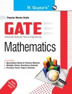 GATE: Mathematics Exam Guide (Big Size)