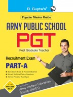 Army Public School - PGT Recruitment Exam Guide (Part A)
