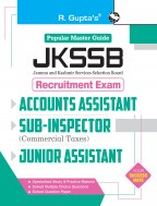 JKSSB: Sub-Inspector, Junior Assistant & Junior Stenographer Recruitment Exam Guide