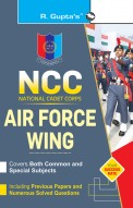 NCC Air Force Wing (Covers Both Common & Special Subjects)