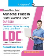 APSSB: LDC – Combined Higher Secondary (10+2) Level Exam Guide