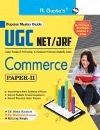 NTA-UGC-NET/JRF: Commerce (Paper II) Exam Guide