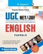 NTA-UGC-NET/JRF: English (Paper-II) Exam Guide