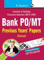 IBPS: PO/MT Prelimiary & Main Exams Previous Years' Papers (Solved)
