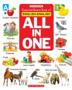 Essential Board Book of ALL in ONE (English-English)