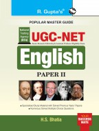 UGC-NET: English (Paper II) Exam Guide