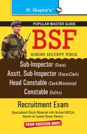 BSF - SI (Steno)/ASI (Steno & Clerk)/Head Constable (Clerk & Ministerial)/Constable (Daftry) Recruitment Exam Guide