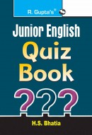 Junior English Quiz Book