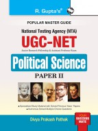 UGC-NET: Political Science (Paper II) Exam Guide