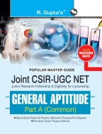 Joint CSIR-UGC NET General Aptitude (Part-A) Common Exam Guide