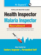 Health and Malaria Inspector Recruitment Exam Guide (also for Sanitary Inspector & Paramedical Staff)