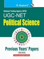 NTA-UGC-NET: Political Science Previous Years Papers (Solved)