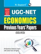 UGC-NET: Economics (Paper I & II) Previous Years Papers (Solved)