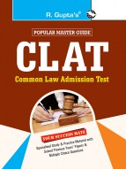 CLAT: Common Law Admission Test Guide (For UG Programme)