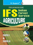 UPSC: IFS Agriculture Main Exam Guide (Paper I & II)