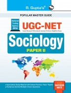 UGC-NET: Sociology (Paper II) Exam Guide
