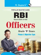 RBI: Grade 'B' Officers (Phase-I, Objective Type) Exam Guide