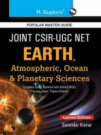 Joint CSIR-UGC (NET) Earth, Atmospheric, Ocean and Planetary Sciences Exam Guide (Part B & C)