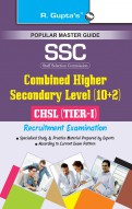 SSC (10+2): Postal Assistant/Sorting Assistants, DEO & LDC Recruitment Exam Guide (Small Size)