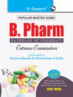B. Pharm (Bachelor of Pharmacy) Entrance Exam Guide
