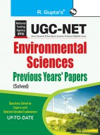 UGC-NET: Environmental Sciences Previous Years Papers (Solved)