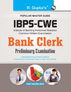 IBPS-CWE Bank Clerk (Preliminary) Exam Guide (Big)